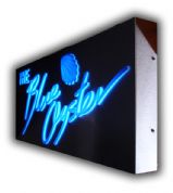 Illuminated Diabond Lightbox Sign